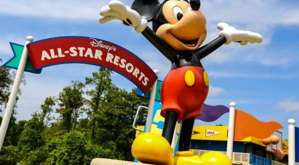 Disney All-Star Resort maiores hotéis do mundo