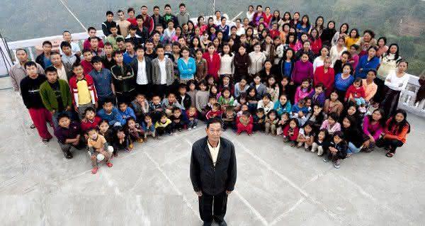 Top 10 maiores famílias poligamicas do mundo