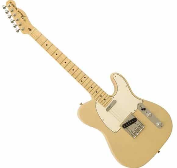 Fender Broadcaster 1949 guitarras mais caras