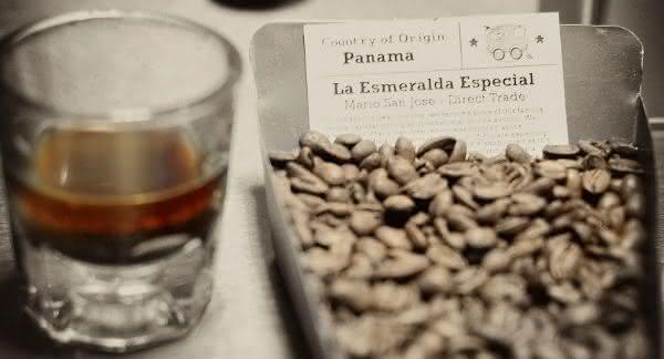Hacienda La Esmeralda cafés mais caros