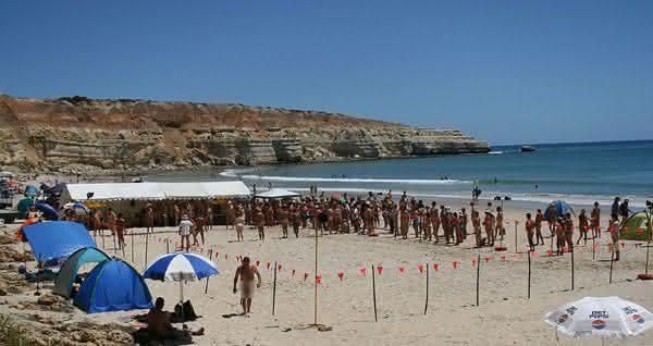 Maslin Beach uma das melhores praias de nudismo do mundo