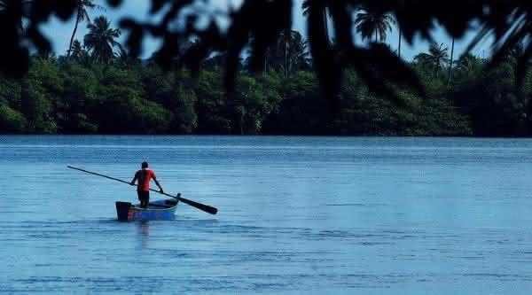 Rio Madeira-Mamore um dos maiores rios do brasil
