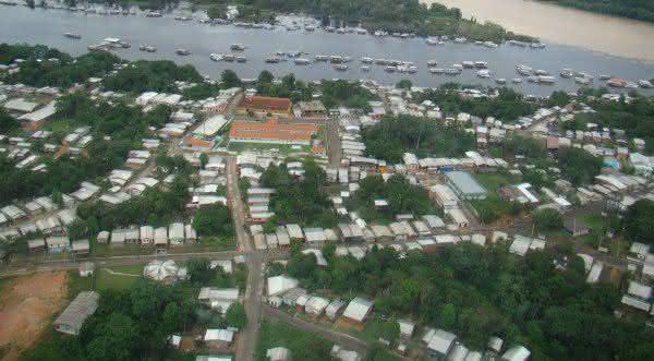 Tapaua Amazonas maiores cidades