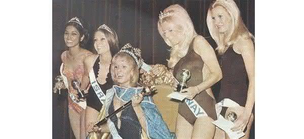belinda green 1972 australia miss mundo