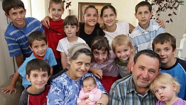 familia ionce uma das maiores familias do mundo