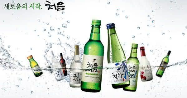 lotte liquor uma das bebidas destiladas mais consumidas no mundo