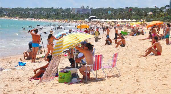 praia de tambau entre as praias mais visitadas do Brasil