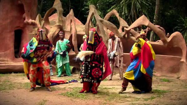 religiao tradicional africana entre as maiores religioes do mundo