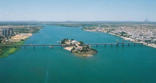 rio sao francisco um dos mais extensos do brasil