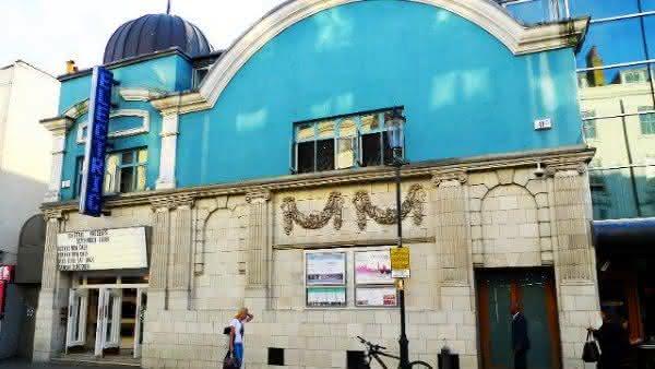 Electric Cinema um dos melhores cinemas 3