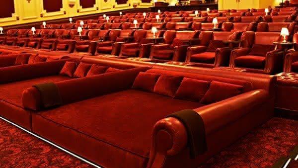 Electric Cinema um dos melhores do mundo