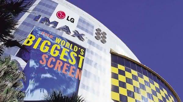 IMAX Sydney maior tela de cinema do mundo 2