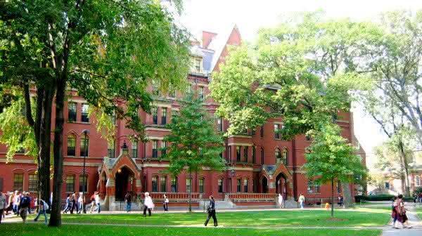 a universidade de Harvard e umas das melhores do mundo