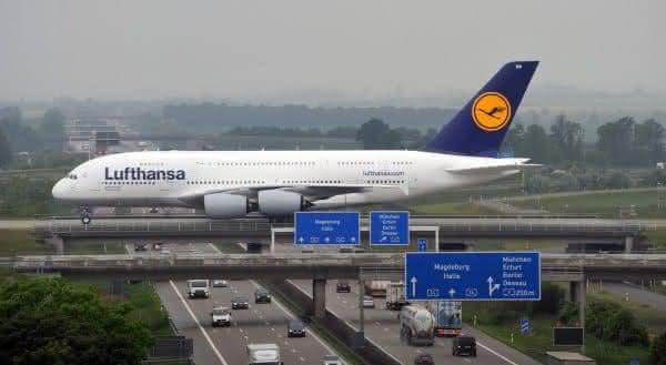 maior aviao do mundo aibus a380