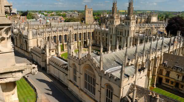 oxford universidades