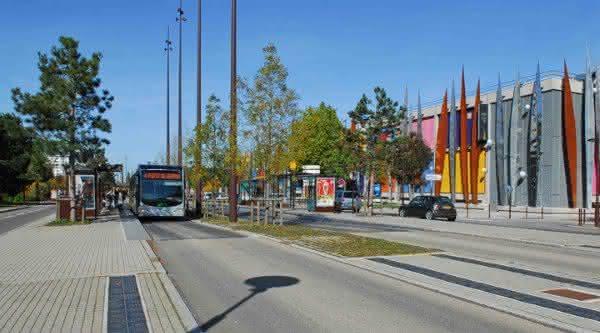 rua boulevard du general de gaulle