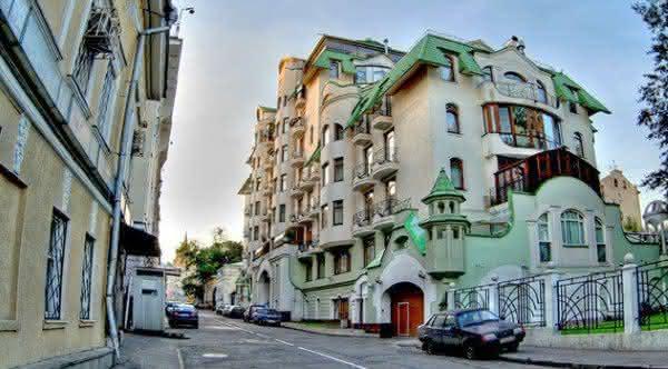 ruas Ostozhenka