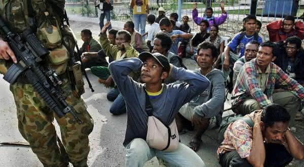 Genocidio do timor leste