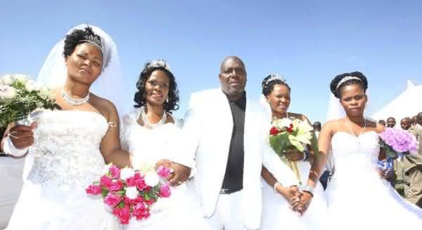 Milton Mbele maior familia