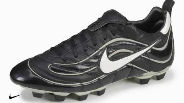 Nike Air Mercurial 1998 entre as melhores