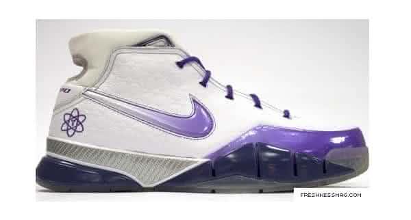 Nike Air Zoom Kobe 1 tenis mais caros do mundo