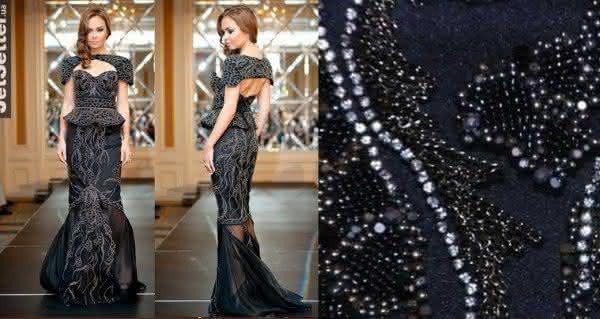 diamante negro um dos vestidos mais caros do mundo
