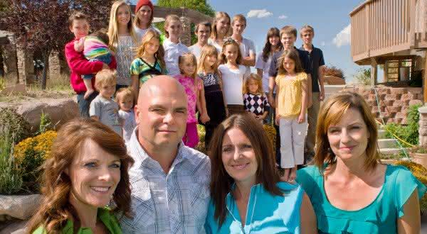 familia poligamica darger