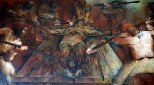 guerra de Yucatan mayas