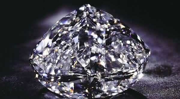 Centenary Diamond um dos diamantes mais raros