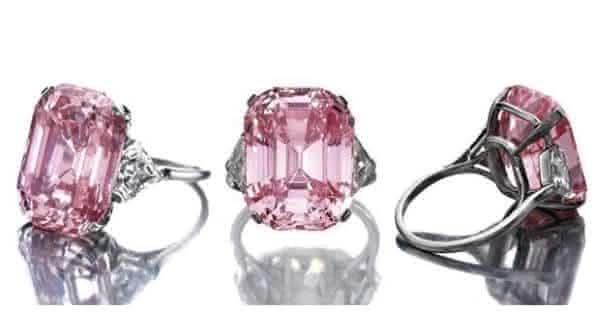 Resultado de imagem para diamante Rosa Intenso