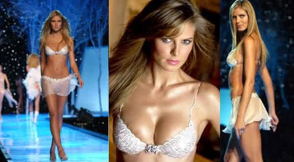 Heavenly Star Bra heidi entre as lingeries mais caras