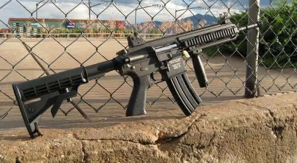 Heckler e Koch HK416 armas mais perigosas