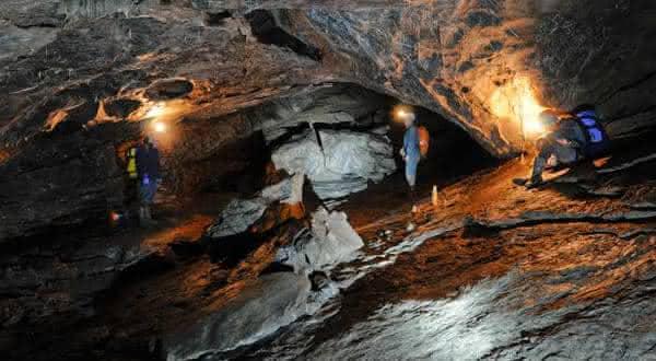 Holloch Cave entre as maiores cavernas