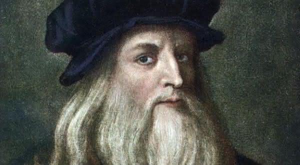 Leonardo di ser Piero da Vinci uma das pessoas mais conhecidas do mundo