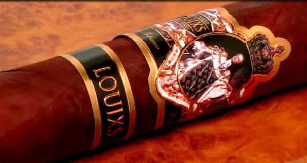 Louixs entre os cigarros mais caros