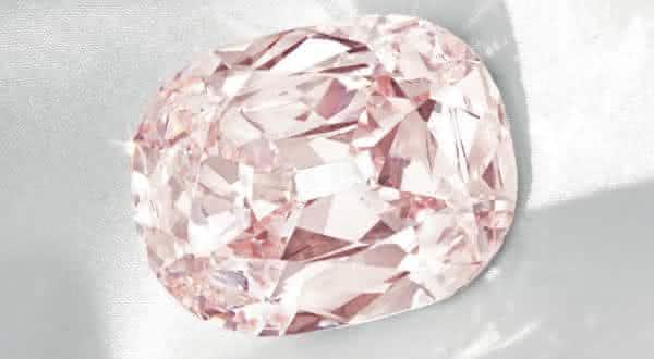 Princie Diamond entre os diamantes mais caros do mundo