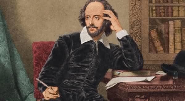 Shakespeare entre as pessoas mais conhecidas da historia