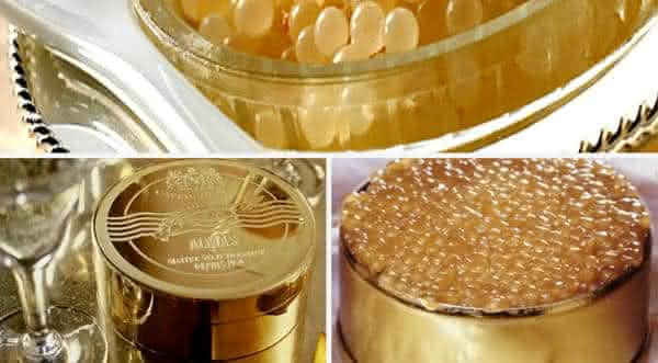 caviar almas mais caro