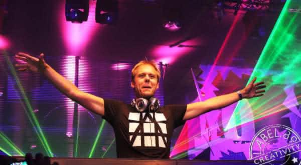 Armin Van Buuren entre os djs mais ricos