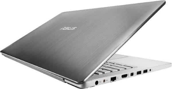Asus N550 notebook mais caro