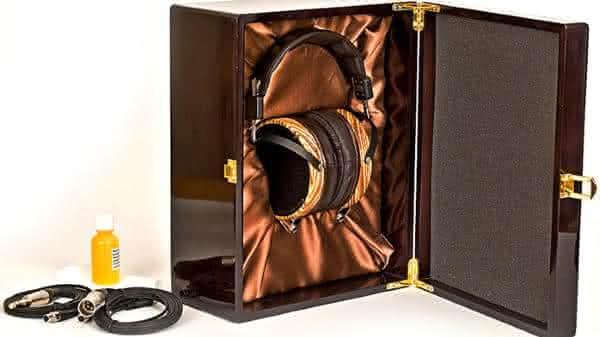 Audeze LCD-3 fones de ouvidos