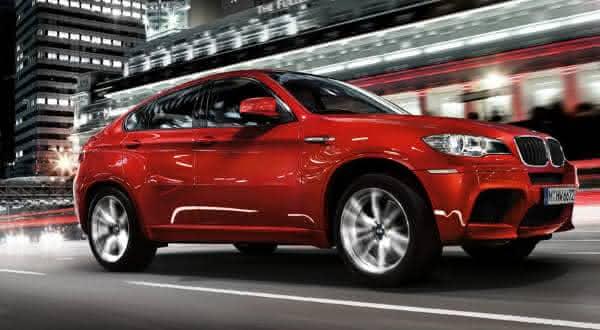 BMW X6-M 2014 entre os carros SUV mais caros