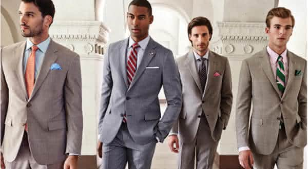 Brooks Brothers ternos personalizados