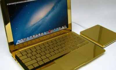 Top 10 notebooks mais caros do mundo