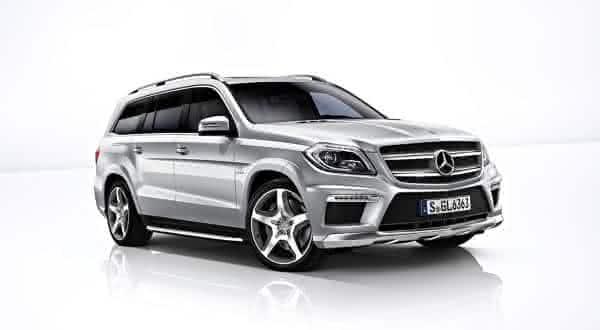 Mercedes-Benz GL63 AMG entre os modelos SUV mais caros