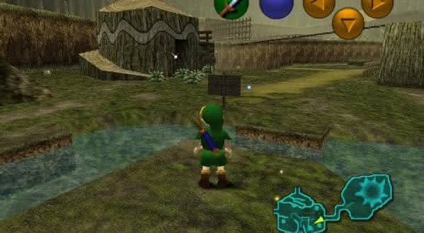 The Legend of Zelda The Ocarina of Time