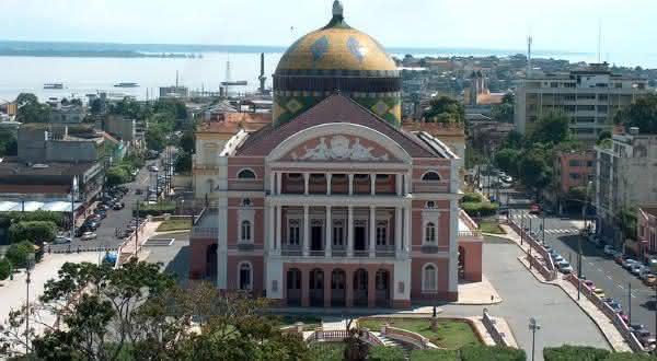 amazonas um dos maiores estados do brasil