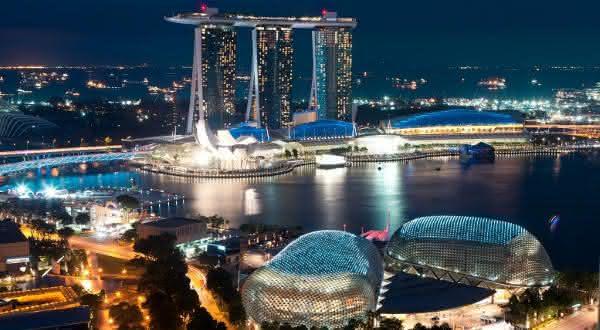 cingapura entre os paises mais desenvolvidos