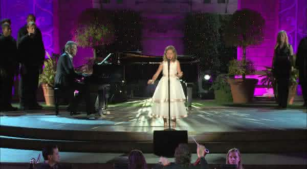 jackie evancho entre os ingressos de shows mais caros