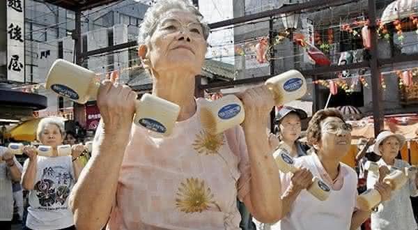 japao longevidade